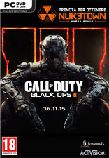 Call Of Duty Black Ops III 3 D1 DayOne Edition PC IT IMPORT ACTIVISION BLIZZARD