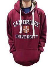 Unisex Sudadera Con Capucha Con licencia oficial de la Universidad de Cambridge con Capucha Sudadera Universidad