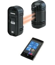 GSM Perimeter and Intruder Alarme