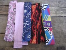 Cooling Scarf Cold Water Crystal Wrap Neck Cooler Lot of 10 Special