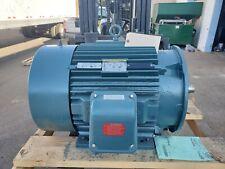 New Baldor 60 Hp Electric Ac Motor 230460 Vac 3 Phase 3560 Rpm 365tdz Frame