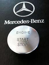 OEM Mercedes-Benz Keyless Go Push To Start Engine Stop Button Q3 2215450714