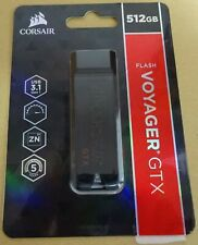 Corsair Flash Voyager GTX 512GB USB3.1 Solid State USB Flash Drive