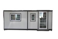 Bastone Mobile Expandable Prefab House 15ft X 20ft Brand New