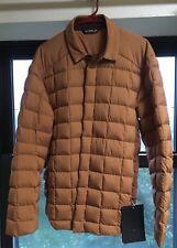 New Men's Arc'teryx Rico Shacket Down Jacket Coat Size  Medium