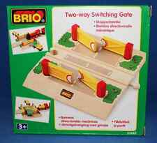 Brio Two-Way Switching Gate