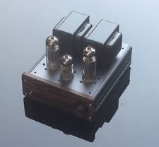 6N2+6P1 Pure Vacuum Tube Power Amplifier Single-End Class A Stereo Amp 3.8W×2