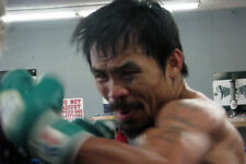 Manny Pacquiao Poster #02 Punch 24x36""
