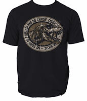 T Rex Shirt Dinosaur Top Trex Christmas Tree park Gift Tee Black S-3XL