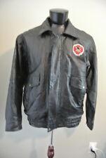 Vintage NRA National Rifle Association Napoline Leather Jacket Size XL