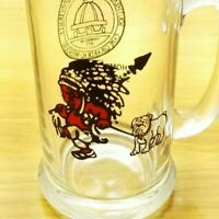 Vintage Southeast Missouri State University Homecoming 1979 Beer Glass Indians