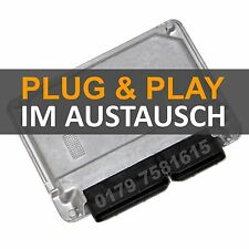Plug&Play VW Fox 1,2 Steuergerät 03D906033H im AUSTAUSCH inkl. Datenübernahme