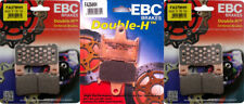 EBC HH front & rear brake pad set - Suzuki GSXR600/750 - 04-05 _FA379HH|FA254HH