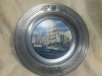 """DANBURY MINT LIMITED EDITION  """"THE TALL SHIPS'"""" A SALUTE TO AMERICA"""