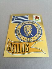 PANINI EURO 80 HELLAS 96 GREECE EUROPA 1980 STICKER 74 78 82 84 88 92 94 98 2000
