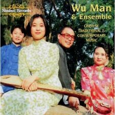 Wu Man - Chinese Traditional & Contemporary Music [New CD]