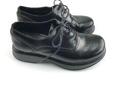 Men's Dansko Shoes Black Lace Up Oxford Size 39 (US Size 7.7.5)