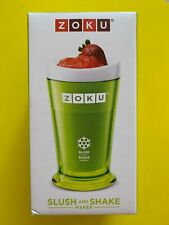 Zoku Slush and Shake Maker Easy to make slushes and shakes in just 7 minutes