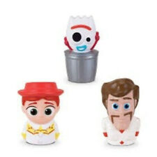 Disney  Toy Story 4 Finger Puppets-Forky, Jessie and Duke Caboom-NEW