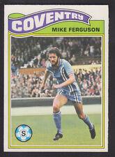 Topps - Footballers (Orange Back) 1978 - # 391 Mike Ferguson - Coventry
