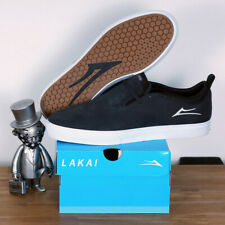 Lakai Footwear Skate Schuhe Shoes Riley Hawk 2 Charcoal Suede 12/47