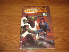 TEENAGE MUTANT NINJA TURTLES COMIC BOOK # 2  3RD PRINT  HIGH GARDE