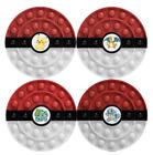 pokemon Push Pop Bubble It Fidget Sensory Toy Silicone Stress Reliever