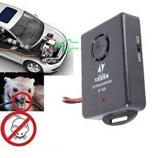 12V DC Ultrasonic Control Mouse Rodent Pest Animal Repeller Deterrent For Car