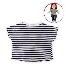 Vestiti Bambole Corolle 36cm - T-Shirt a Righe - dpb77