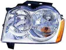 New Jeep Grand Cherokee 2005 2006 2007 left driver headlight head light