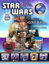 Star Wars Super Collector's Wish book 5th Edition Identification Price Guide