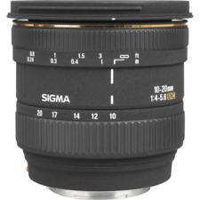 Sigma 10-20mm f/4-5.6 EX DC - Sony A Fit