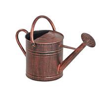 Decorative Panacea 2 gal. Metal Copper Watering Can
