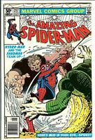 Amazing Spiderman # 217 hydroman and sandman team-up high grade
