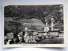 VILMINORE di Scalve Bergamo vecchia cartolina