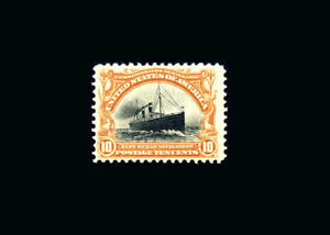 US Stamp Mint OG & NH, VF S#299 previous part of Blk of 4 with PF Certificate, C