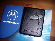 Motorola teledrin Pager Original New Sealed MOD. a03fpb5961aa RARE