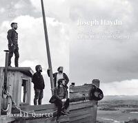Maxwell Quartet - Haydn: String Quartets Op. 74 - Folk Music From Scotl (NEW CD)
