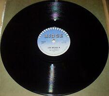 Rare DOO WOP 78 The Flamingos Ridge (END Studios) 311 LOVE WALKED IN