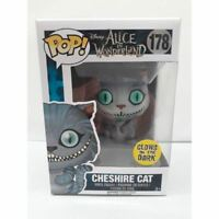 Vaulted Cheshire Cat Glow GITD Funko Pop! Vinyl New in Box