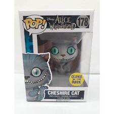 Vaulted Cheshire Cat Glow GITD Funko Pop! Vinyl New in Box
