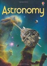 Astronomy (Usborne Beginners) by Emily Bone | Hardcover Book | 9781409565246 | N