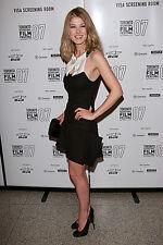 Roland Mouret Net-a-Porter Black White Stretch Tennis Minidress Mini Dress S 4