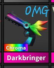 Mm2 godly knives CHROMA DARKBRINGER
