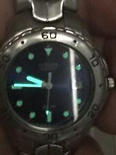 GORGEOUS RARE,UNIQUE Men's Vintage Watch CITIZEN 2510-S92308. Blue Dial WR100