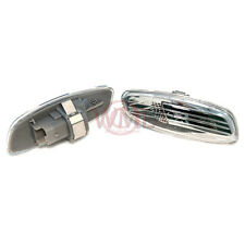 PEUGEOT 5008 2009->2016 RIGHT SIDE WING/DOOR MIRROR INDICATOR CLEAR LENS