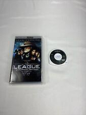 League Of Extraordinary Gentlemen Sony Psp PlayStation Portable Complete Umd