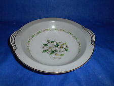 NORITAKE Edgemont Footed Round Handled Serving Bowl Dish 5216