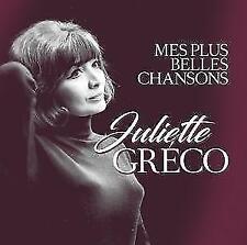 Mes Plus Belles Chansons von Juliette Greco (2017)