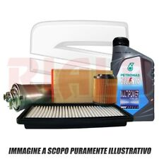 Kit Tagliando 5 lt Selenia Multipower 5W30+filtri Seat Ibiza V 1.9 TDI 105cv BLS